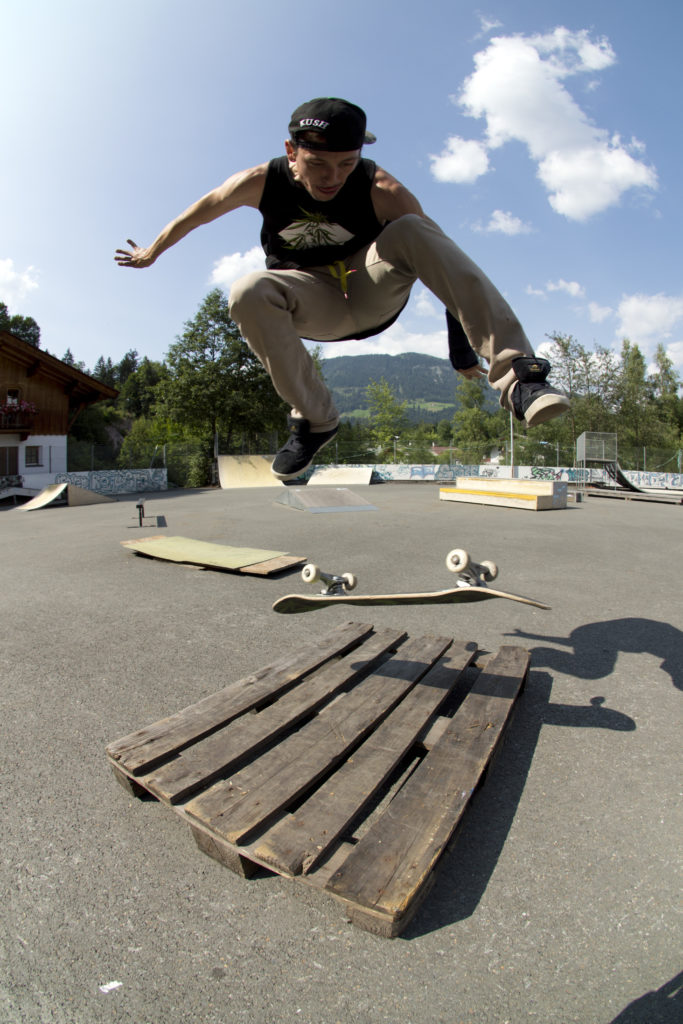 skateboard headz fieberbrunn kickflip matthias