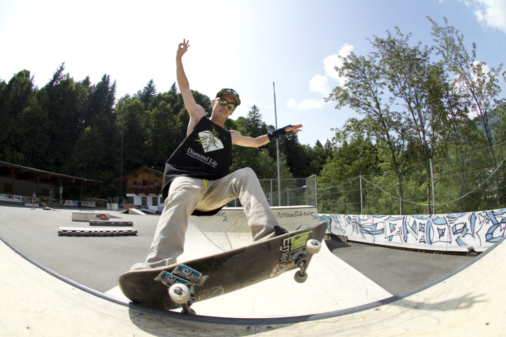 skateboard headz fieberbrunn matthias five O