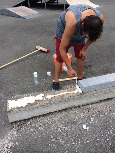 skateboard headz fieberbrunn curb making00003