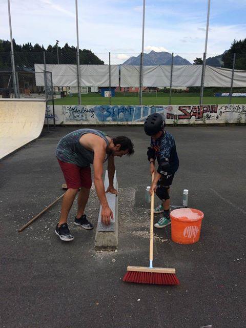 skateboard headz fieberbrunn curb making00004