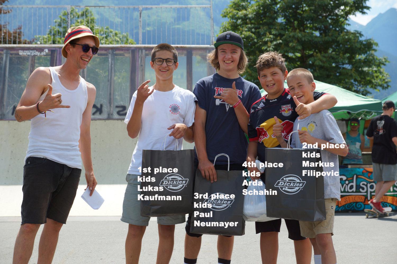 winner kids Ptown