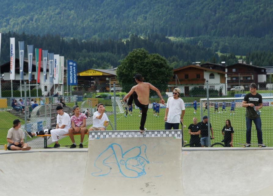 skateboard headz fieberbrunn kitzgau trophy st johann in tirol 2018 deckblatt st johann tirol