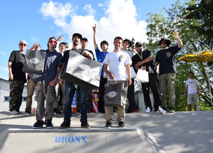 skateboard headz fieberbrunn kitzgau trophy saalfelden 2019 deckblatt